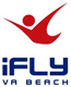 iFLY Virginia Beach Logo