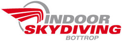 Indoor Skydiving Bottrop Logo