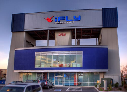 iFLY SF Bay is a San Francisco based wind tunnel which has been operating since This is one of the earliest SkyVenture recirculating wind tunnel models, similar to iFLY Denver. The tunnel is a 12 foot diameter and has been operating successfully since the opening.