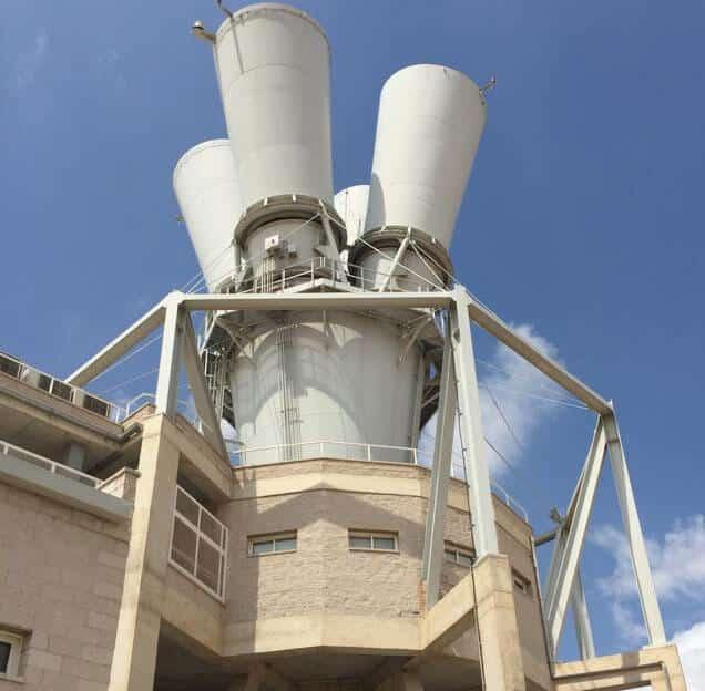 SkyVenture Alcantarilla private military wind tunnel