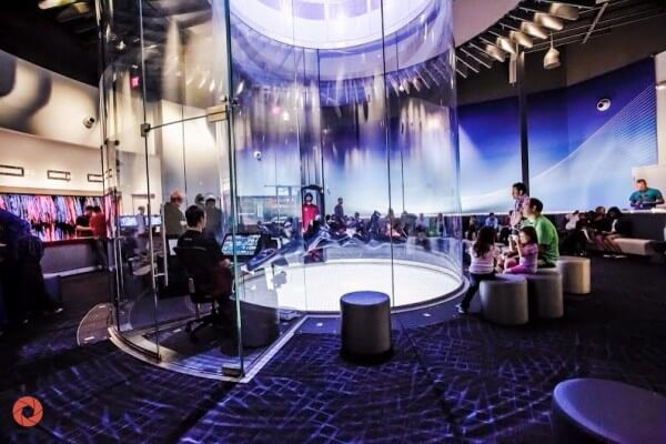 Home: Skydive Spaceland in Houston, Texas