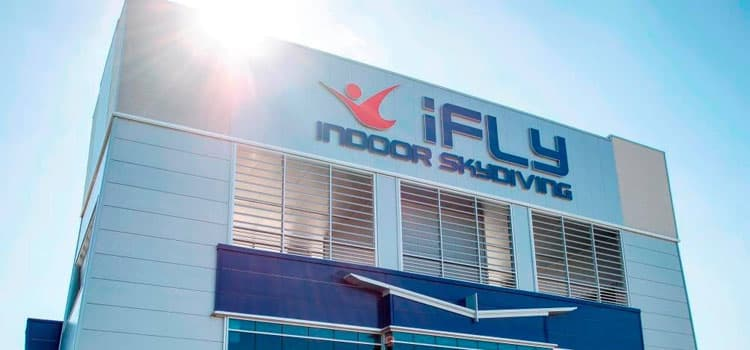 iFLY Toronto in Canada is Open