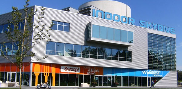 Indoor Skydive Roosendaal facility photo