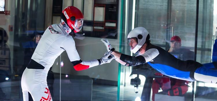 Indoor Skydiving Coaching