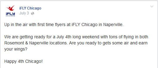 iFly Naperville Open