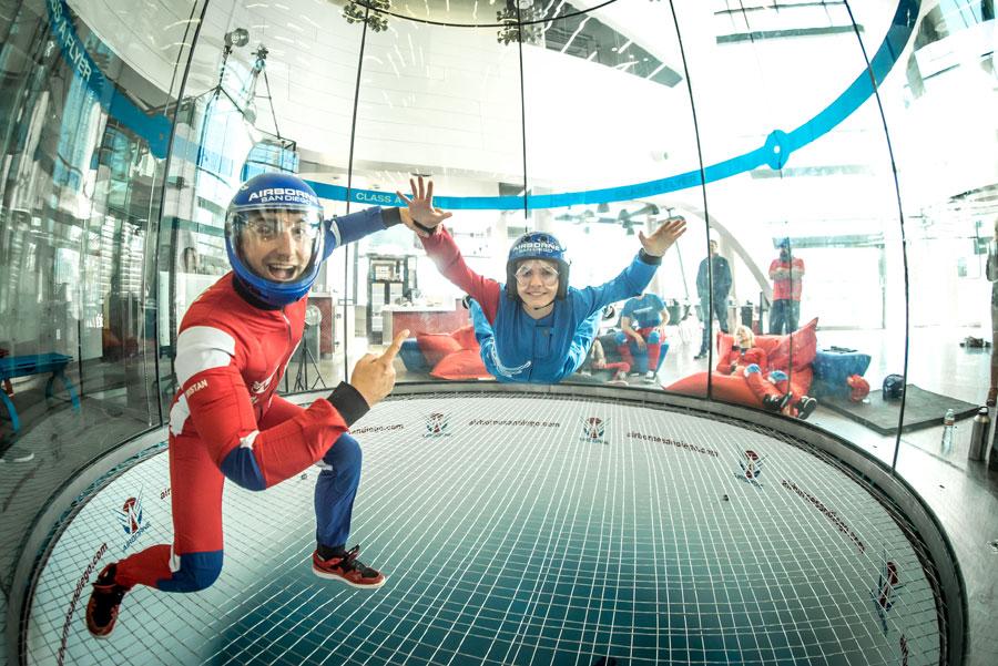 Airborne San Diego - Indoor Skydiving Source