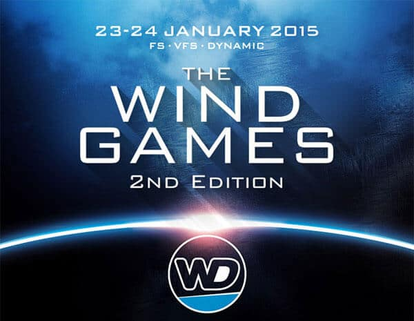 Wind Games 2015 Flyer