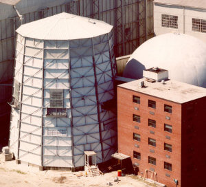 First Vertical Wind Tunnel (1a)