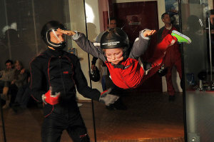 First Time Flyer at Indoor Skydiving Bottrop (12)
