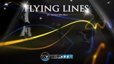 Flying Lines at Windoor Thumb