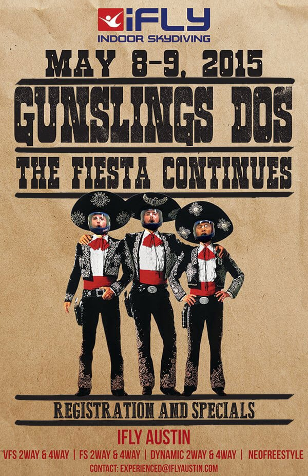 Gunslingers Dos Flyer
