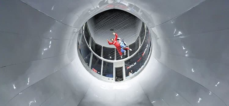 A Complete History Of The Vertical Wind Tunnel Indoor