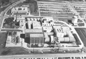 Wright-Patterson Airforce Base Wind Tunnel Complex