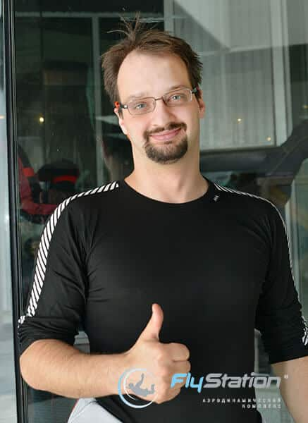 Boris Gaykovich Thumbs Up