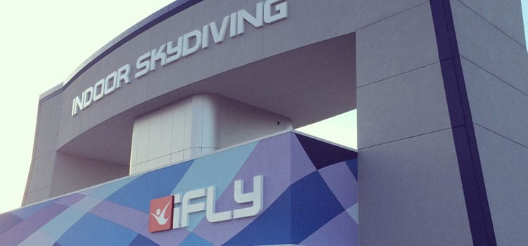 iFLY Houston Woodlands is Open