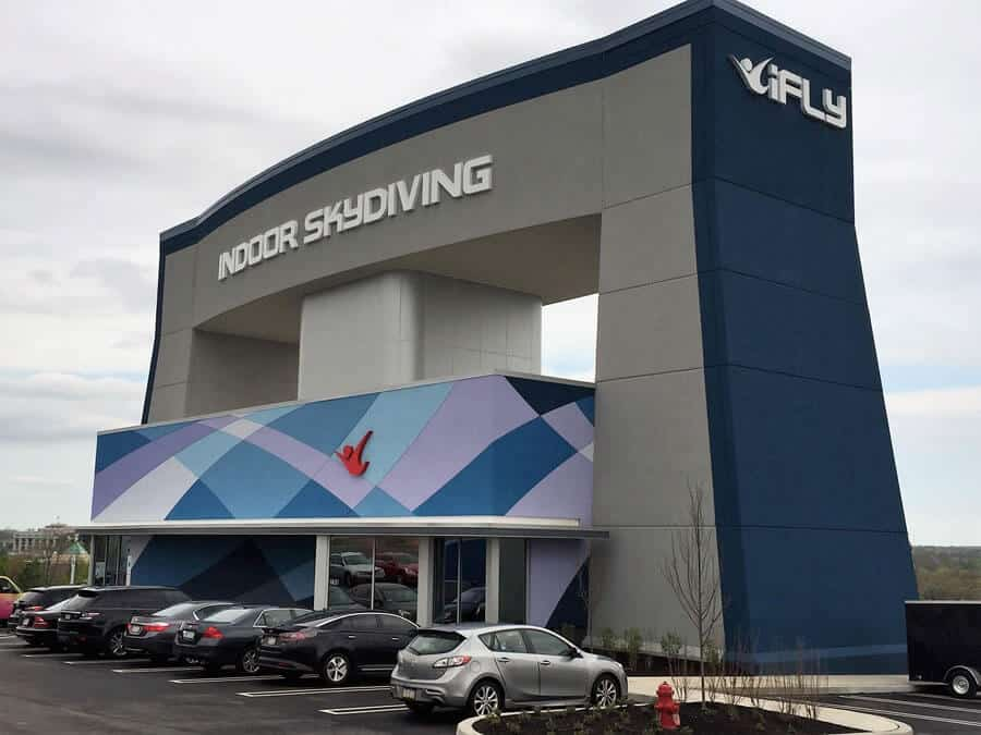 The iFLY King of Prussia Facility