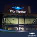 City Skydive Night Shot