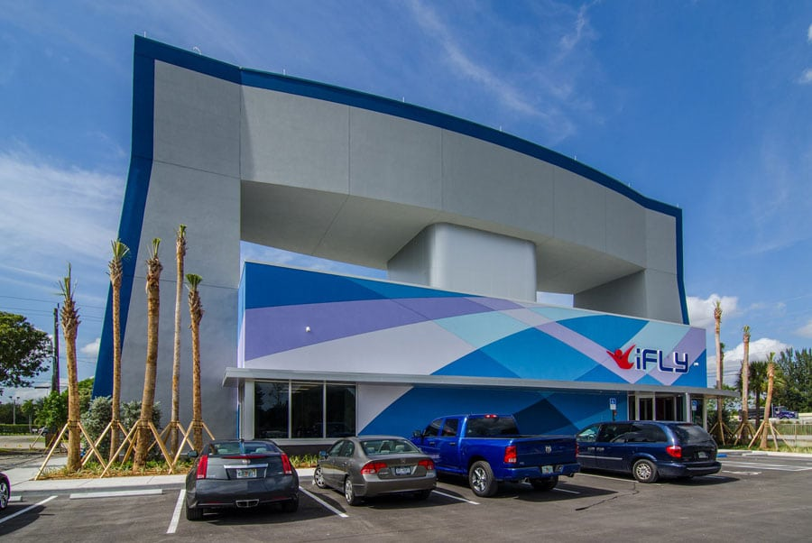 iFLY Fort Lauderdale Facility