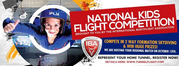 1st IBA National Kids Comp Flyer