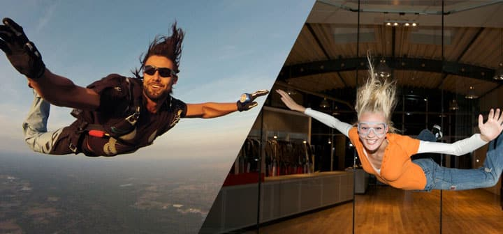 fa9c0ace2df9e Skydiving vs Indoor Skydiving - What s the Difference