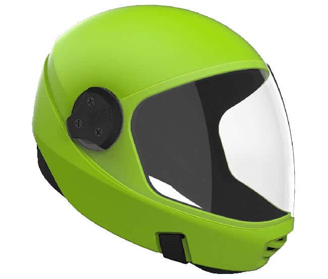 Cookie G3 Green Helmet