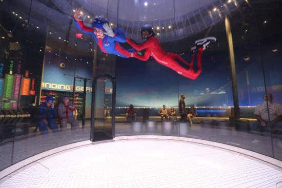 Host the most talked-about birthday party of the year at iFLY. We specialize in custom events for groups of any size, with exciting flight enhancements, catering options, and unique event spaces to take your next event to new heights.