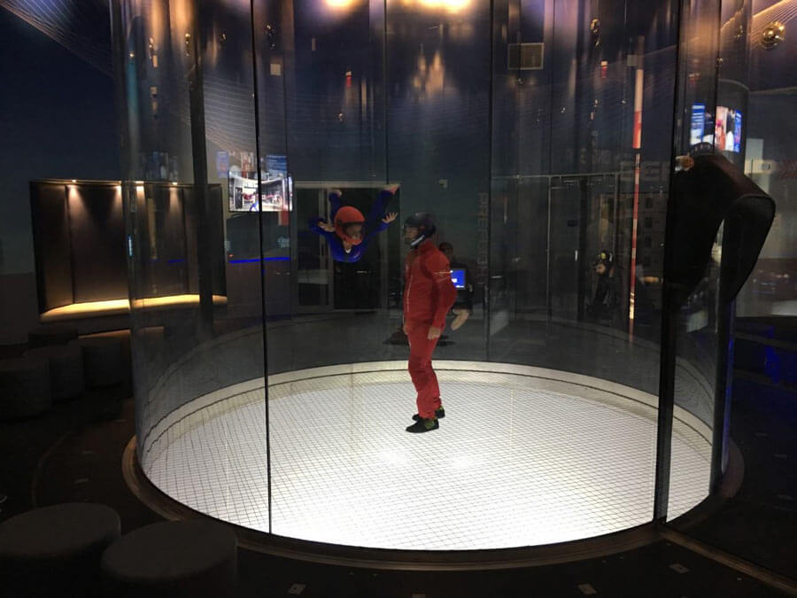iFLY Tampa - Tampa, Florida | Indoor Skydiving Source