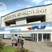 iFly Bristol - rendering from planning documents.  Appears bradning will be iFly and not Airkix.