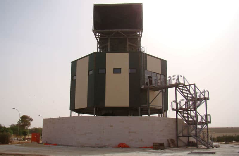 Wind tunnel for the Army of Libya