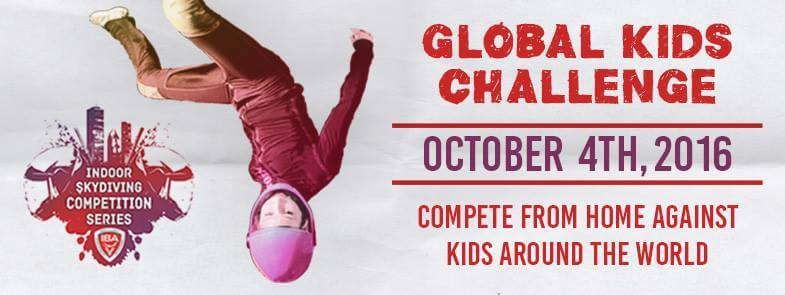 IBA Global Kids Challenge Flyer
