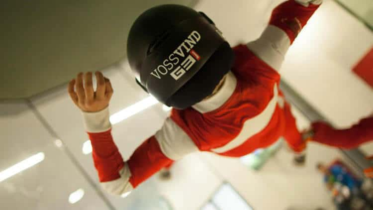 1st Nordic Indoor Skydiving Championships