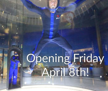 Opening post from iFLY Ontario