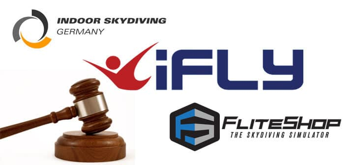 iFLY ISG Fliteshop Legal Announcement