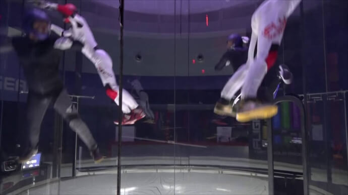 Teaser for the 2016 iFLY Woodlands IBA Competition