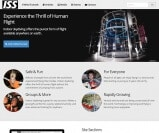 ISS Homepage August 2015