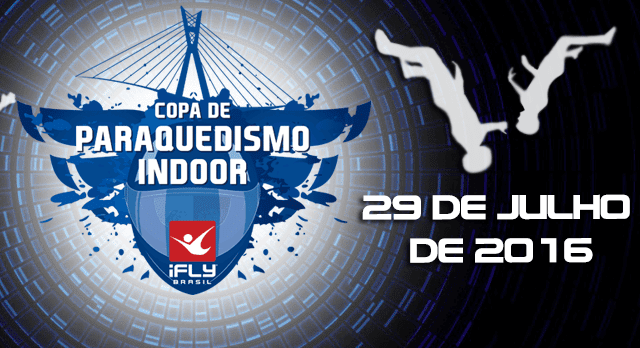 1st Cup of Indoor Skydiving Brazil