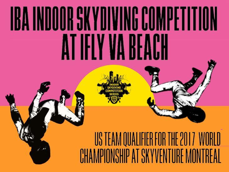 iFLY Virginia Beach 2017 Qualifier Competition