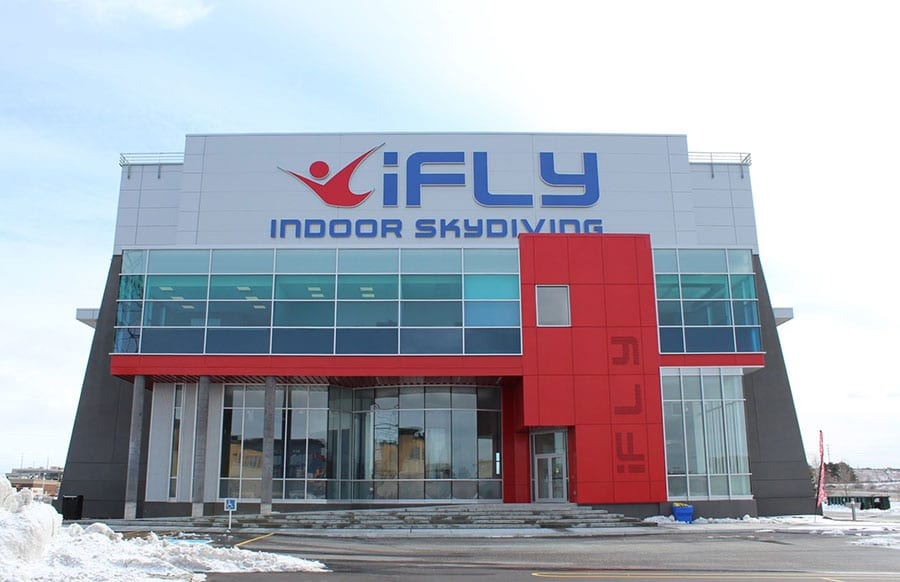 This new iFLY project will be the first for the Calgary area. A 12ft diameter model is due to open in the city sometime in As of October , the project has officially 5/5(3).