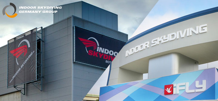 iFLY & ISG Press Releases Header