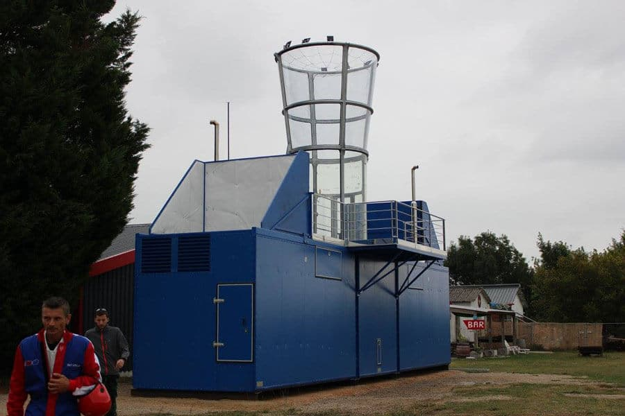 Sky Circus Wind Tunnel
