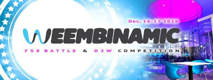 Weembinamic 2016 Flyer