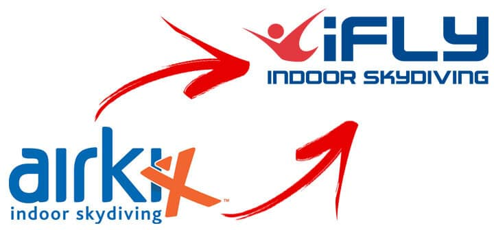 Airkix to iFLY Announcement