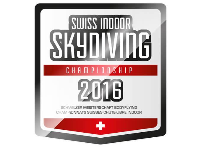 Swiss Indoor Skydiving Championships 2016 Flyer
