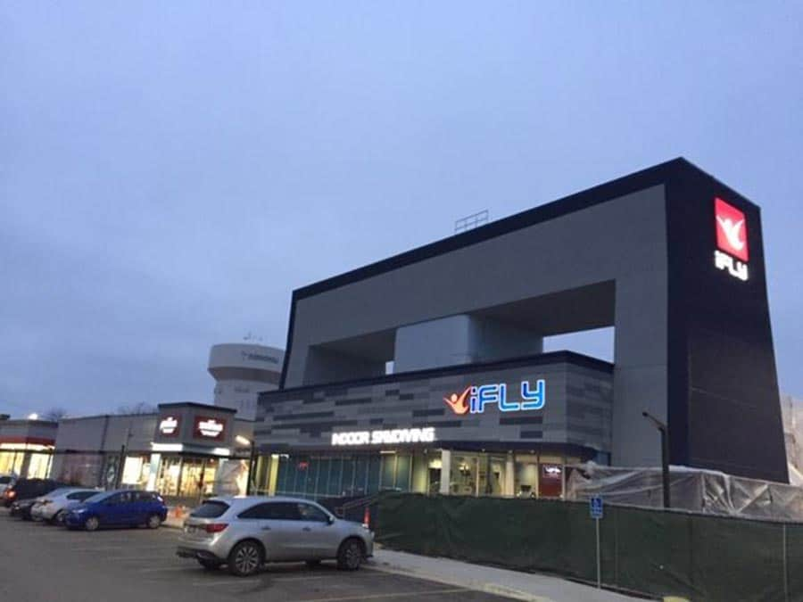 iFLY Minneapolis Facility