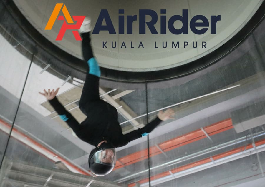 AirRider First Flight