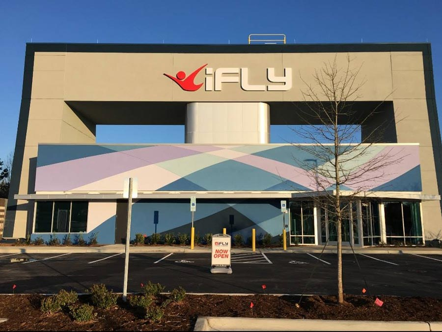 iFLY Charlotte Facility