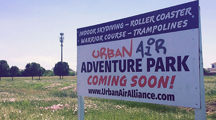 Urban Air Fort Worth Coming Soon