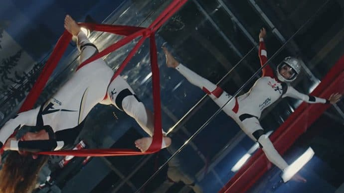 Aerial Silks and Tunnel Flying Thumb