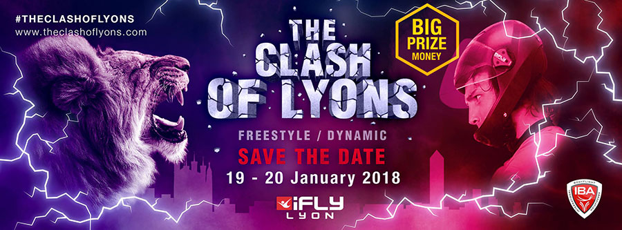 Clash of Lyons Competition Flyer