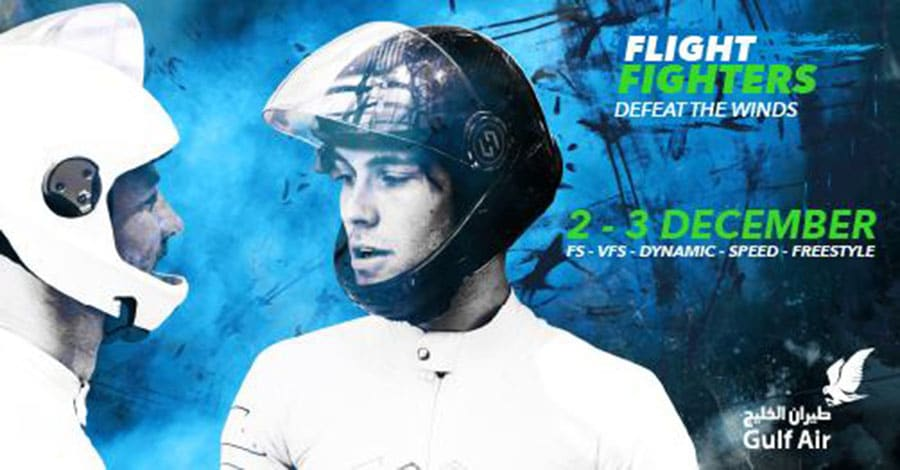Flight Fighters Event Flyer